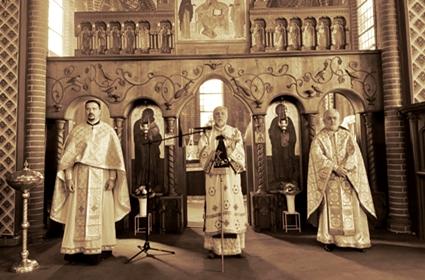 Света архијерејска Литургија – Рођење Светога Јована Претече – Химелстир