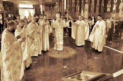 Света архијерејска Литургија – Свети апостоли Петар и Павле – Минхен