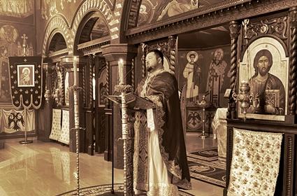 Беседа свештеномонаха Јована Станојевића – Недеља 5. по Духовима – Диселдорф