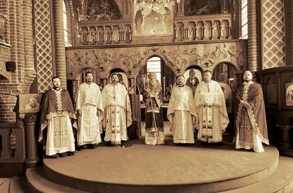 Besjeda Episkopa Grigorija na praznik Velike Gospojine u mananstiru Himelstiru