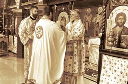 Beseda Episkopa Grigorija na praznik Preobraženja Gospodnjeg u Diseldorfu