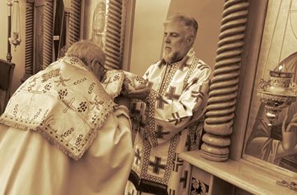 Besjeda Episkopa Grigorija na 6. nedjelju po Duhovima u hramu Preobraženja Gospodnjeg u Igalu