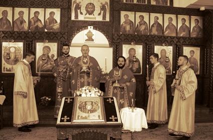 Hramovna slava hrama Sabora Srba svetitelja u Štutgartu