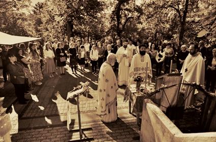 Slava hrama Rođenja Presvete Bogorodice – Vupertal