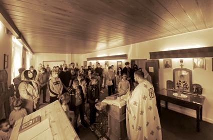 Priziv Svetoga Duha za početak školske godine u Kaselu