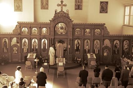 Sveta Liturgija – Nedelja 15. po Duhovima – Augzburg