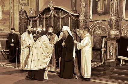 Narečenje arhimandrita Jovana (Stanojevića) za Episkopa humskog