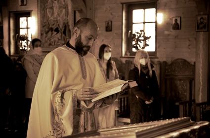 Besjeda sveštenika Dragiše Jerkića – Nedjelja 16. po Duhovima – Minhen